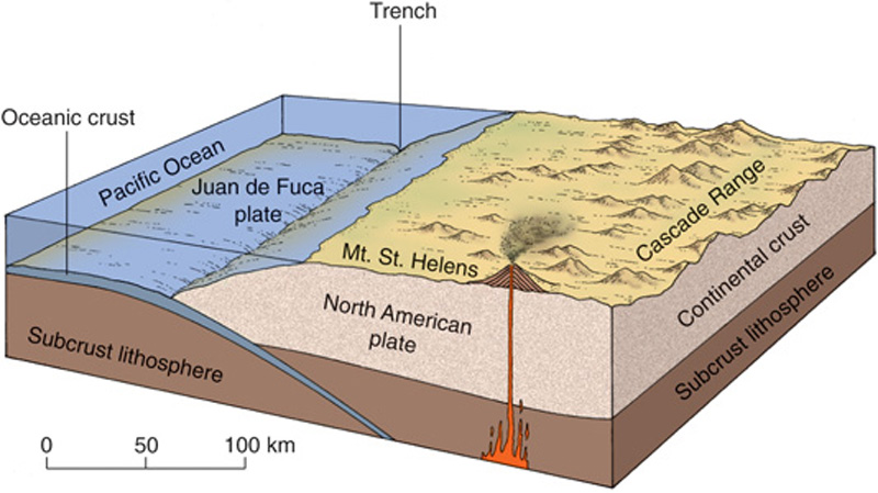 north american plate diagram Quotes